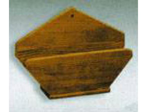Салфетница Kesper темная  1201-1