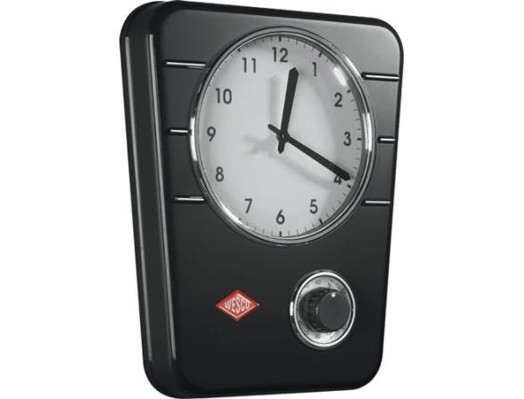 Кухонные часы  с таймером Wesco RETRO STYLE 322401-62