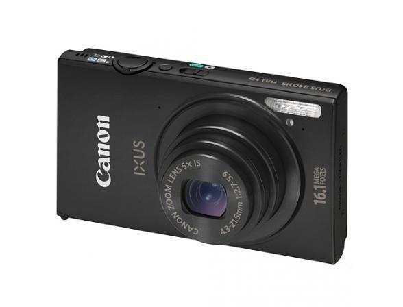 Цифровой фотоаппарат Canon Digital IXUS 240 HS