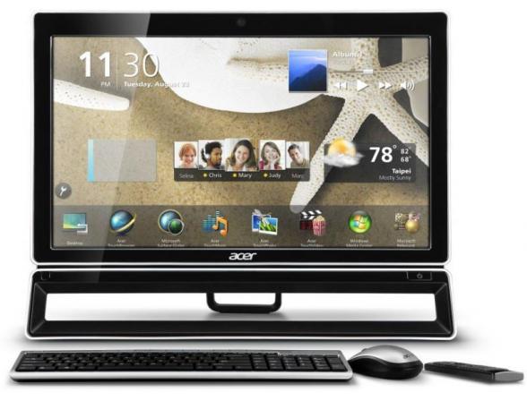 Моноблок Acer Aspire Z3770PW.SHNE1.003