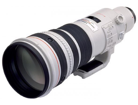 Объектив Canon EF 500mm f/4L IS USM