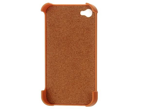 Чехол Yoobao LCAPi4-FBr Fashion Case for iPhone 4/4s (brown)