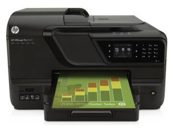 Многофункциональный аппарат HP Officejet Pro 8600