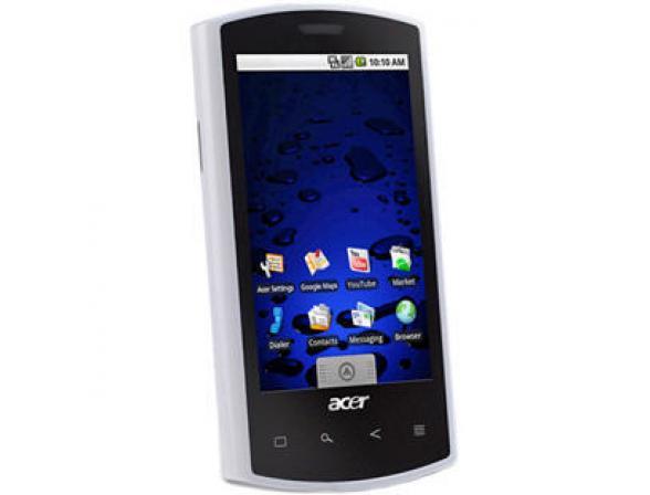 Коммуникатор Acer Liquid S100 white
