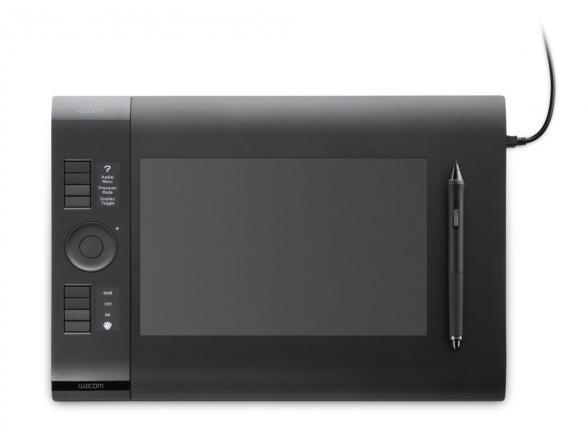 Графический планшет Wacom PTK-840-RU Intuos4 L-size