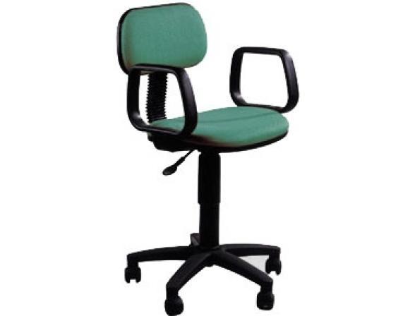 Кресло с подлокотниками BURO CH-201AXN/G