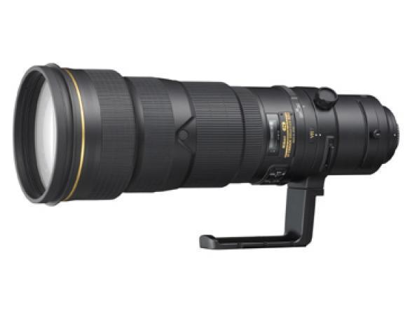 Объектив Nikon 500mm f/4G ED VR AF-S NIKKOR*