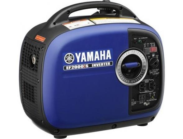 Бензогенератор Yamaha EF2000iS