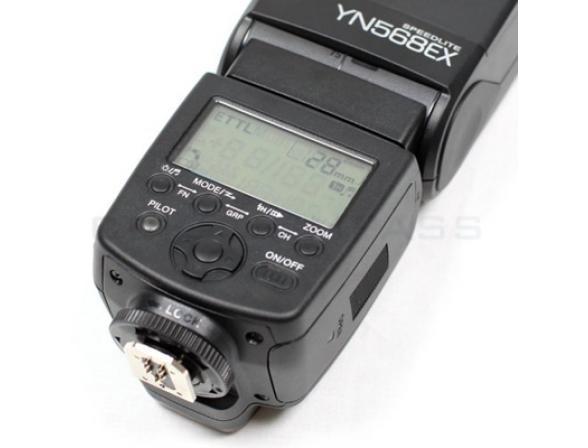 Вспышка Yongnuo Speedlite YN-568EX для Canon