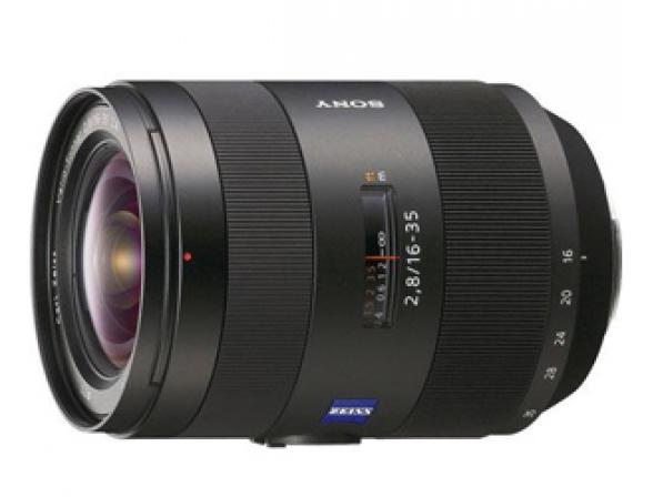 Объектив Sony Carl Zeiss Vario-Sonnar T 16-35mm f/2.8 ZA SSM*