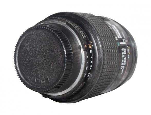 Задняя крышка Flama для объектива Nikon