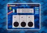 Пульт дистанционного управления светом Uniel USH-P005-G3-1000W-25M SILVER