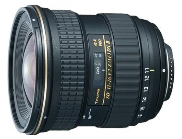Объектив Tokina AT-X 116 Pro DX II Nikon F