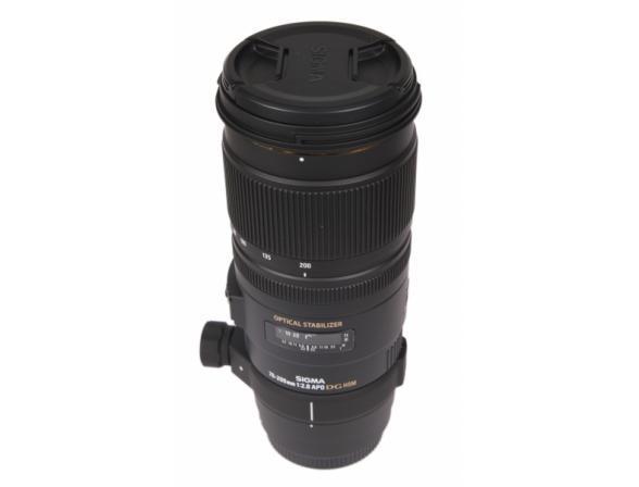 Объектив Sigma AF 70-200mm f/2.8 EX DG OS HSM Nikon F