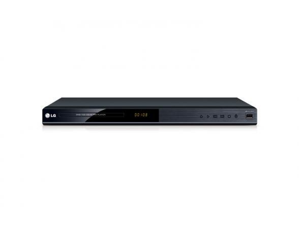 DVD плееры LG DVX632