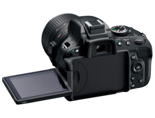 Зеркальный фотоаппарат Nikon D5100 Kit 18-55 VR II