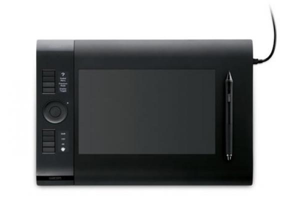 Графический планшет Wacom PTK-640-RU