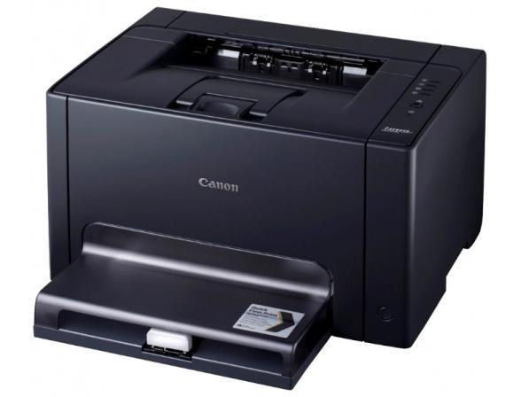 Принтер лазерный цветной Canon i-SENSYS LBP7018C