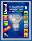 Светодиодная лампа Uniel LED-MR11-1*2W/WW/GU4 120lm