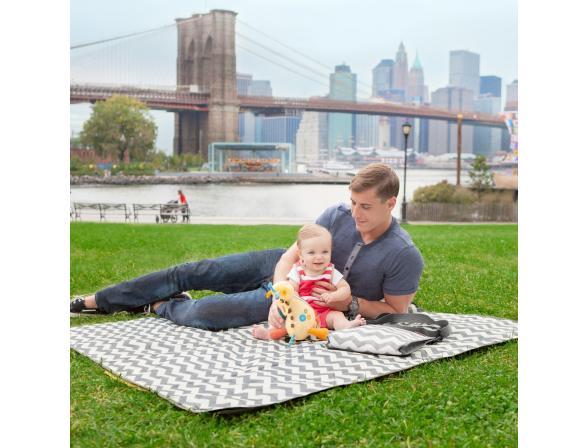 Подстилка-коврик для пикника Skip Hop CP Outdoor Blanket