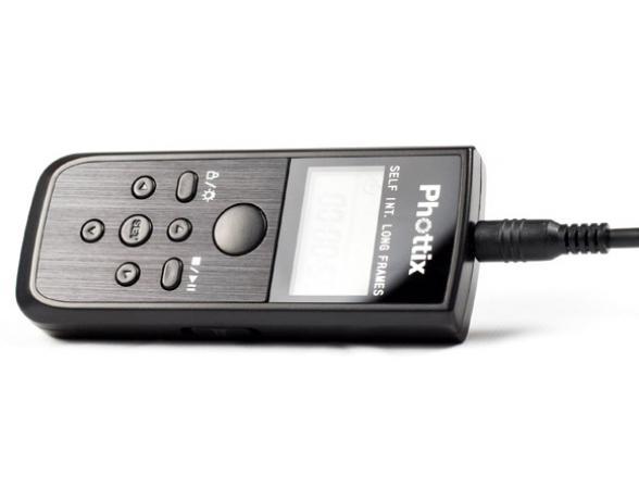 Пульт дистанционного управления Phottix Nikos (TC-501) C8 с таймером