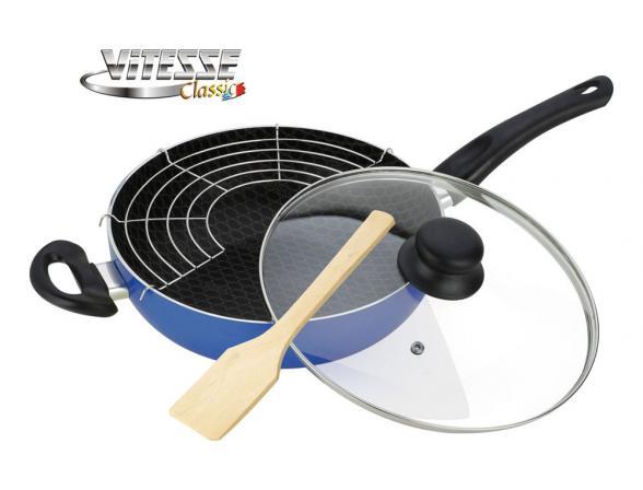 Сковорода-вок Vitesse VS-7408