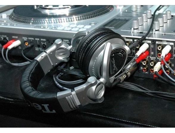Наушники Technics RP-DH1200E-S
