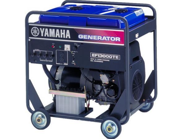 Бензогенератор Yamaha EF13000TE