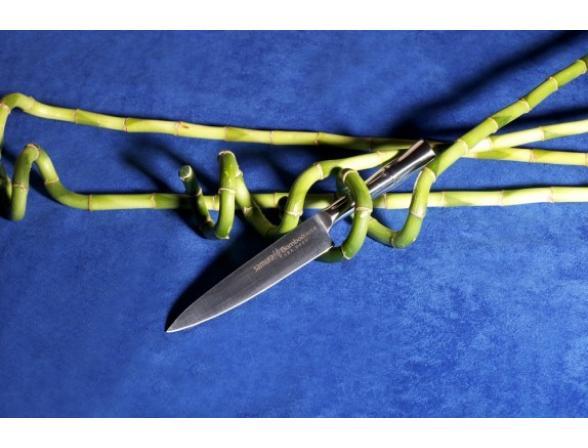 Нож кухонный Samura Bamboo SBA-0023