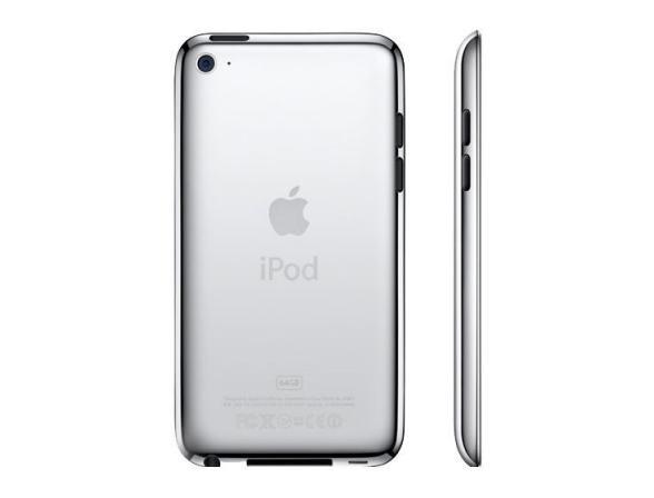 MP3 плеер Apple iPod touch 4 32Gb White