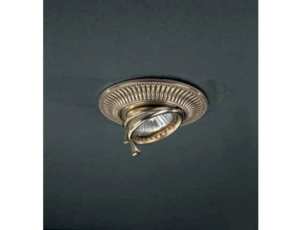 Точечный светильник Reccagni Angelo 1082 oro