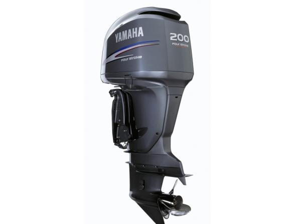 Лодочный мотор Yamaha FL 200 CETX