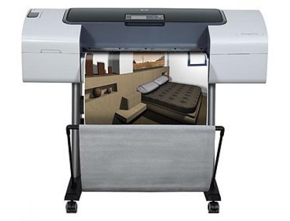Плоттер HP DesignJet T1120 A1+
