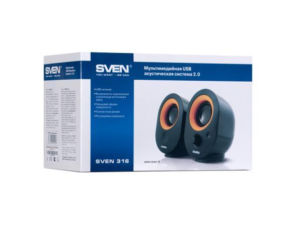 Акустическая система Sven 316