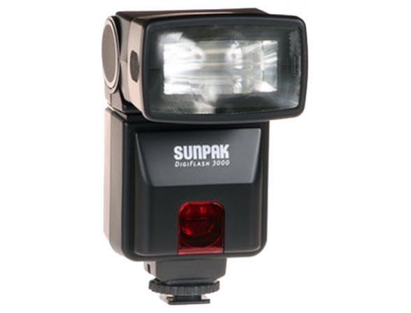 Вспышка Sunpak Digiflash 3000 for Canon