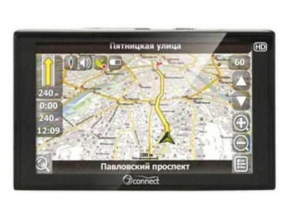 GPS-навигатор JJ-Connect AutoNavigator 5300 Wide