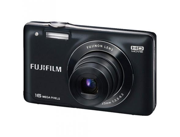 Цифровой фотоаппарат Fujifilm FinePix JX550