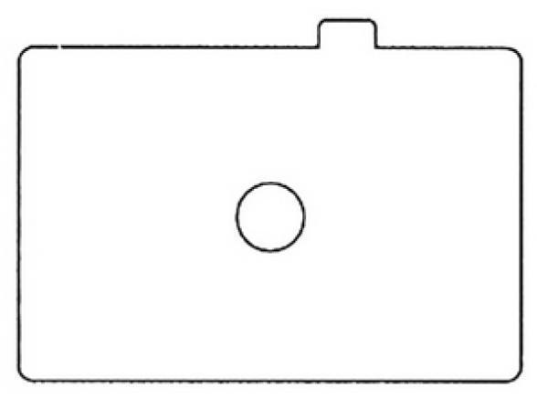 Фокусировочный экран Canon EC-R