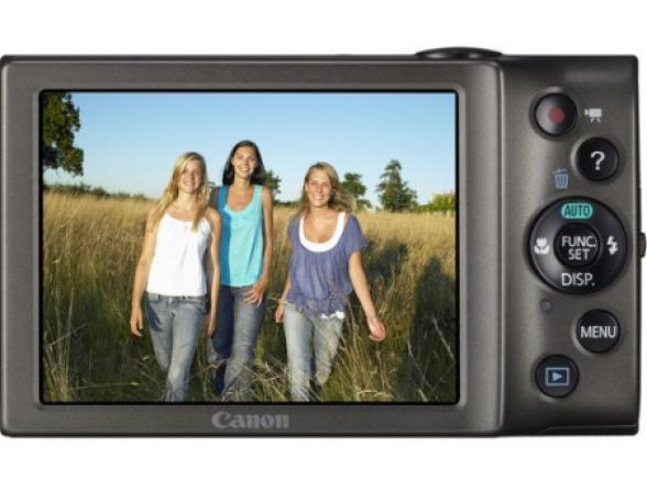 Цифровой фотоаппарат Canon PowerShot A3400 IS