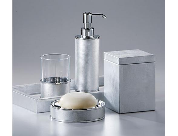 Набор для ванной Labrazel <> Metallic Snake Silver
