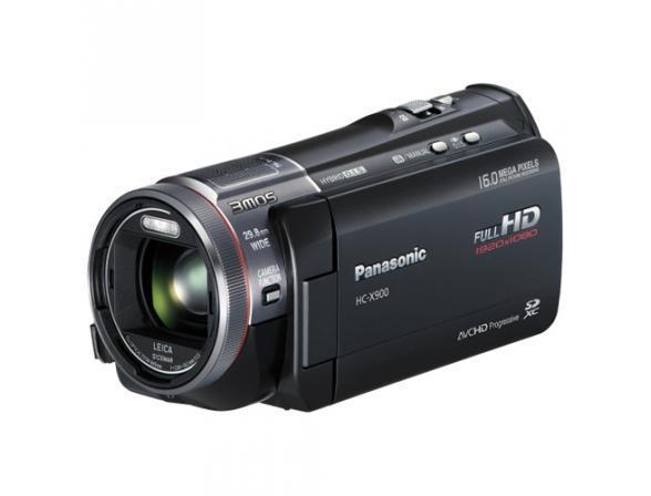 Видеокамера Panasonic HC-X900