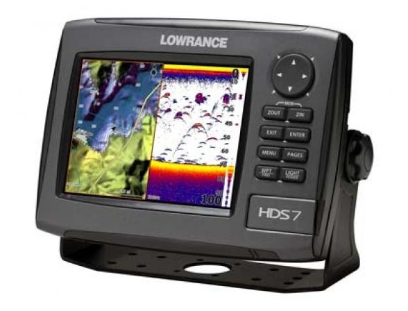 Картплоттер LOWRANCE HDS-7 GEN2
