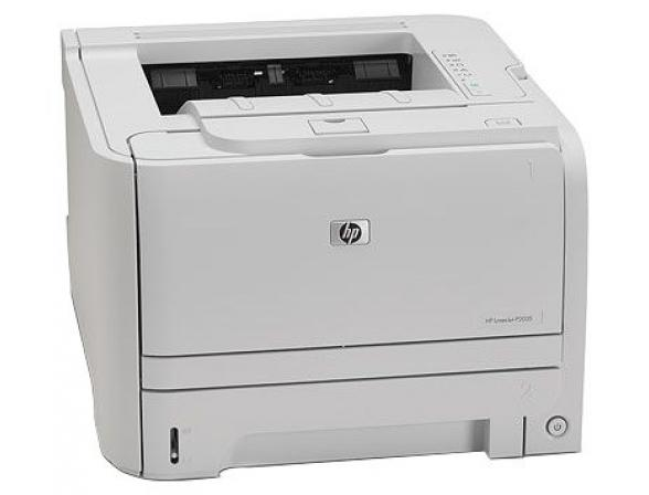 Принтер лазерный HP LaserJet P2035