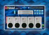 Пульт дистанционного управления светом Uniel USH-P004-G5-1000W-25M SILVER