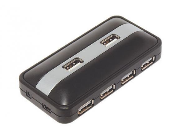 Концентратор USB 2.0 Konoos UK-13