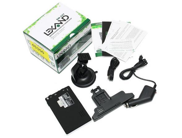GPS-навигатор Lexand SM-527