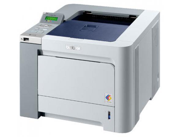 Принтер лазерный цветной Brother HL-4050CDN