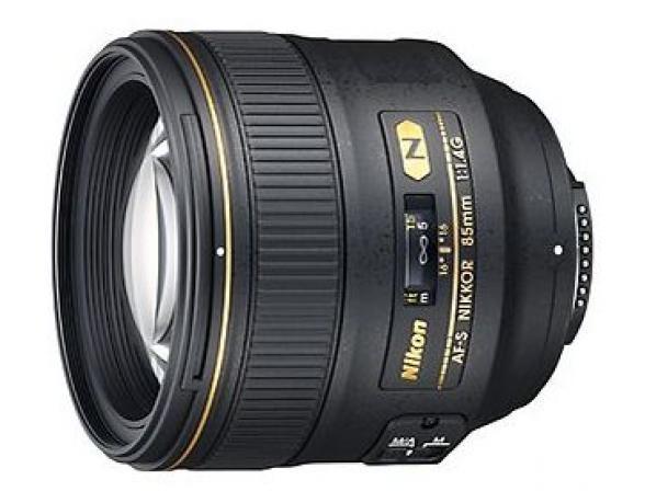 Объектив Nikon 85mm f/1.4G AF-S Nikkor