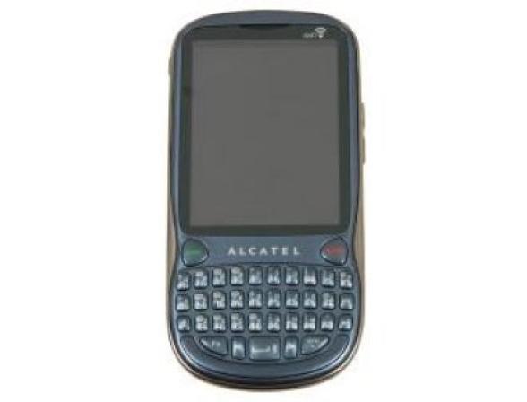 Телефон Alcatel OT806D Indigo Grey