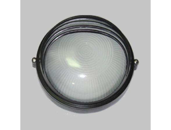 Светильник пылевлагозащищенный Uniel UWL-R-07-100-Black